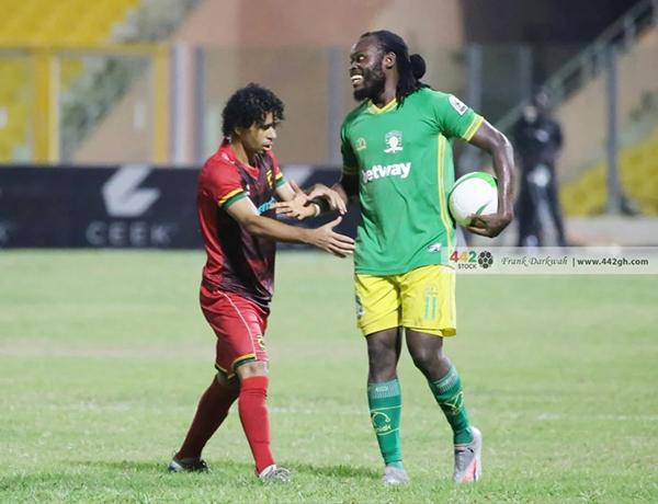 Aduana Stars Forward Yahaya Mohammed Believes Kotoko's Fabio Gama Can Lure  More Brazilians To The GPL - Wontumionline